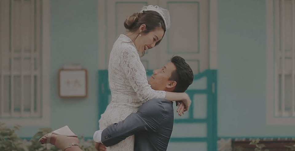 wedding videographers singapore simple clouds films