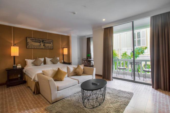 Palace Gate Hotel 3 - Room