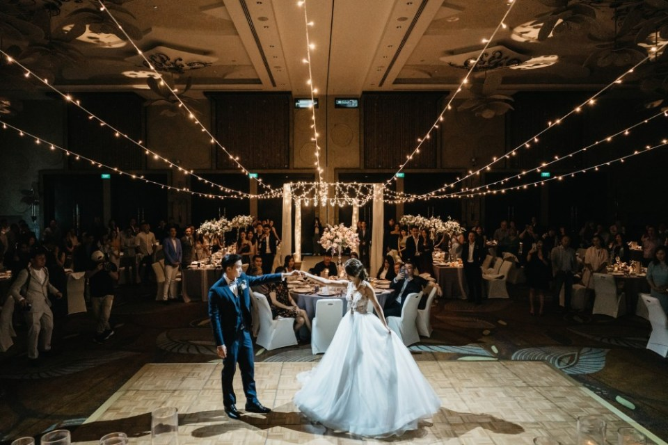 W Singapore wedding venues singapore