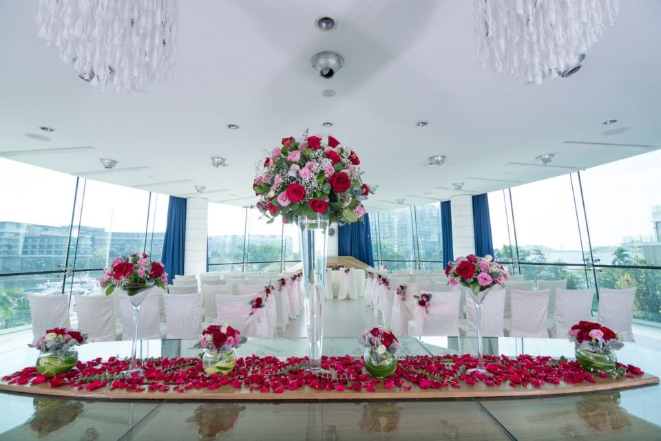 one degree 15 marina cove wedding venues singapore