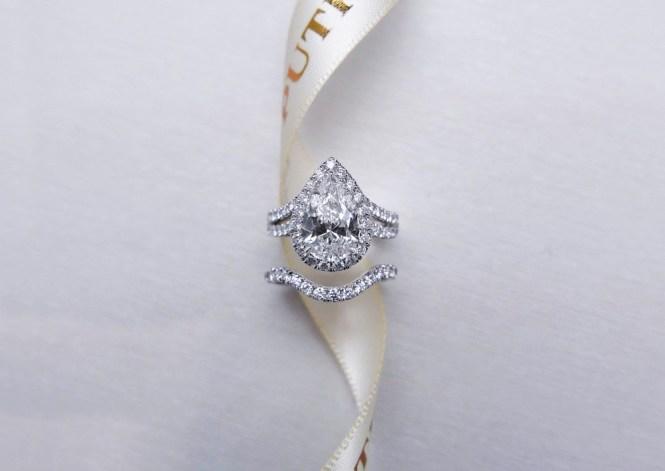 wedding ring la putri