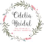 odelia bridal logo