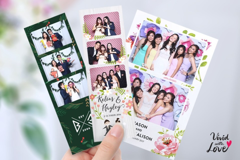 vivid snaps wedding photobooths singapore