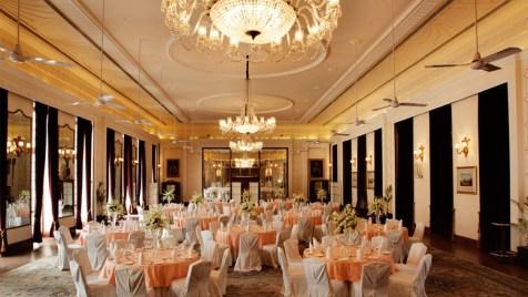 The Imperial New Delhi royal ballroom