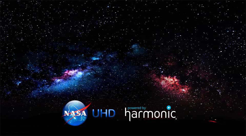 Harmonic NASA UHD