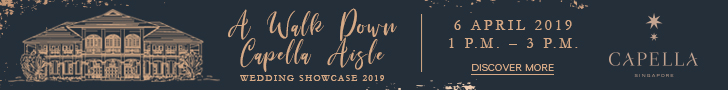 Capella Wedding Showcase 2019 Banner
