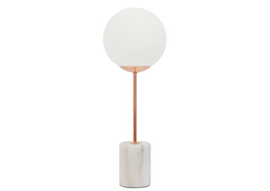 hipvan Amelia Table Lamp in Copper