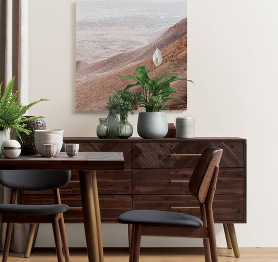 hipvan cadencia herringbone dark wood home