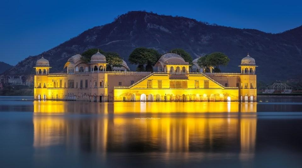 jaipur honeymoon Man Sagar Lake