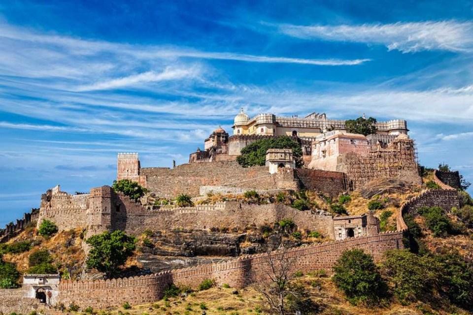 jaipur honeymoon Kumbhalgarh_Fort