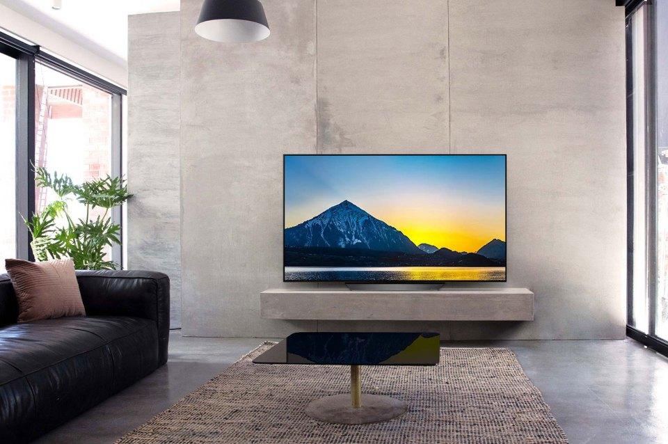 LG electronics home