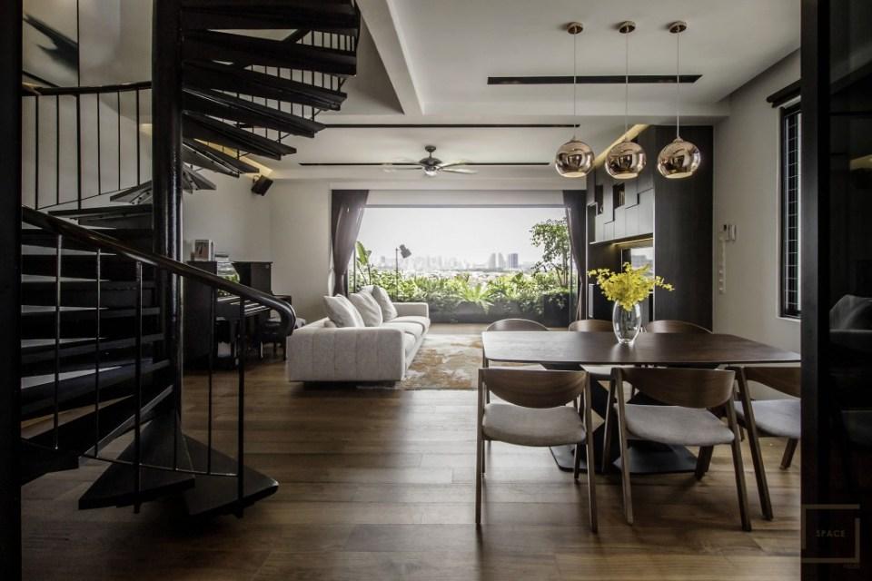 interior designer singapore Space Atelier