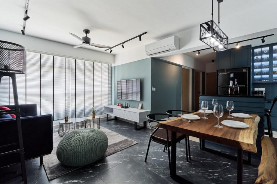 top qanvast interior designers singapore Charlotte's Carpentry