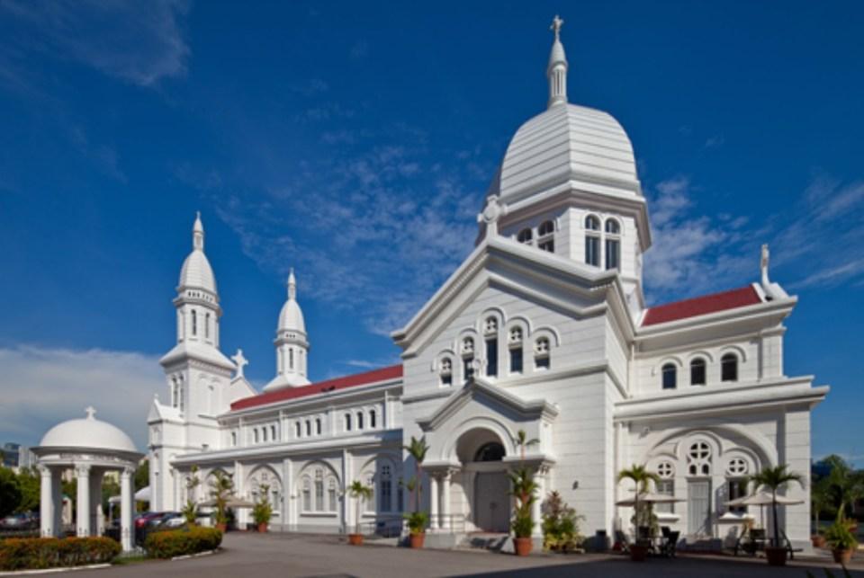 churches singapore st teresa