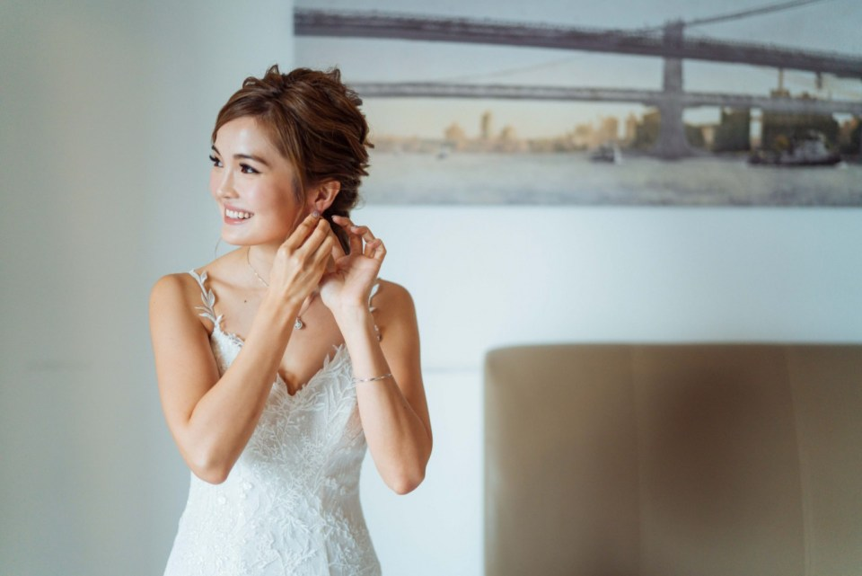 wedding packages make up artist esta hsu
