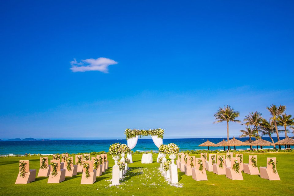 seaside wedding venue