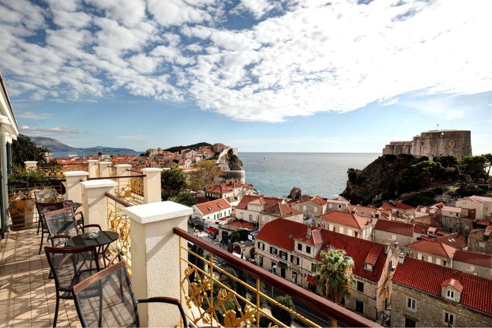 best honeymoon destination Hilton Imperial Dubrovnik