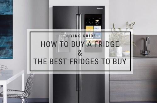 Refrigerator Fridge Singapore Buying Guide