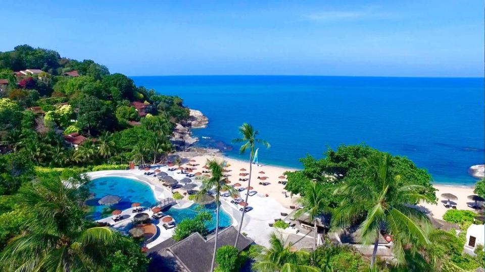 best honeymoon destination the tongsai bay