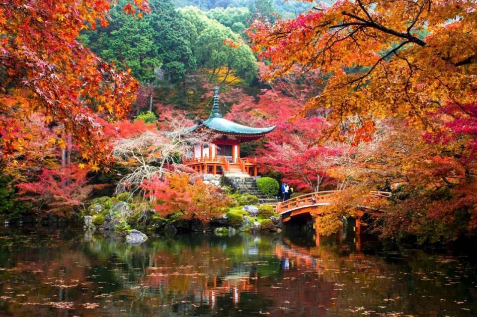 best honeymoon destination Kyoto, Japan