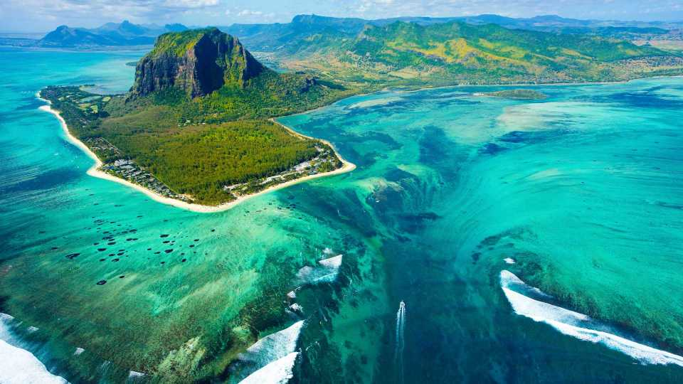 best honeymmon destination Mauritius