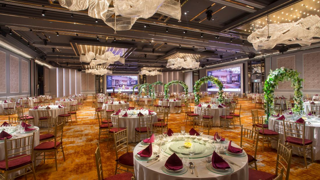 orchard hotel hall wedding venues singapore