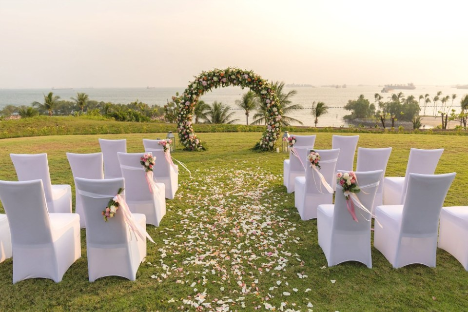 Panamericana Wedding Venues Singapore