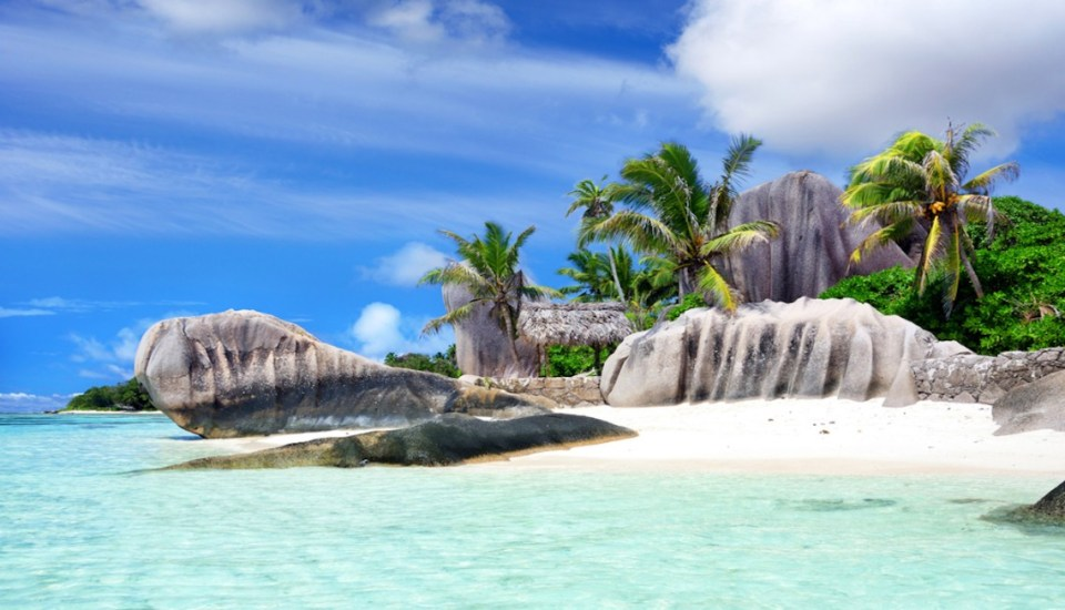 best honeymoon destination Seychelles