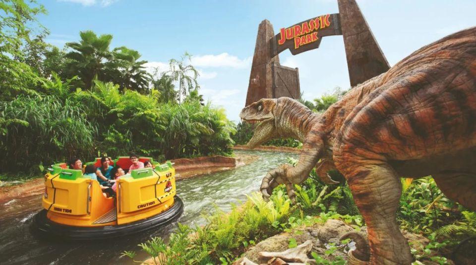 Singapore Universal Studios Singapore