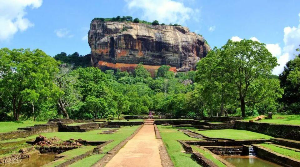 Sri Lanka Sigiriya Lion's Rock Fortress