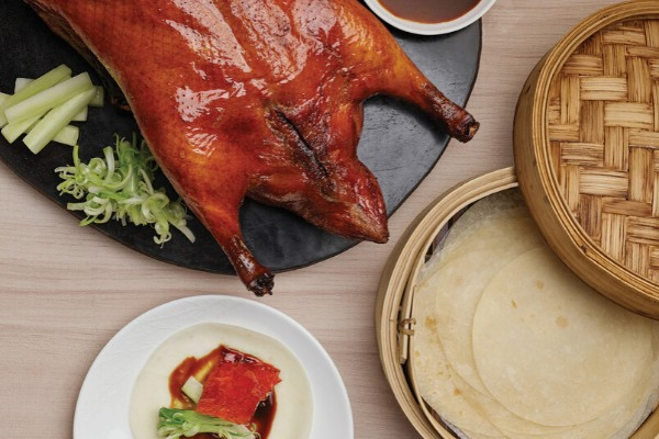 yan roast duck