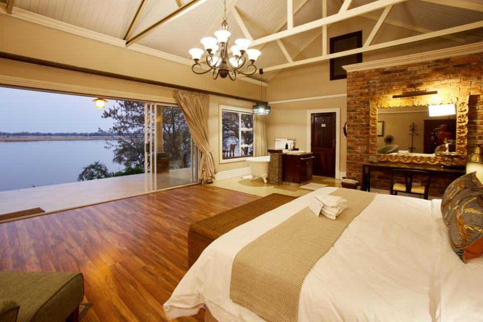 best honeymoon destination Zambezi Grande