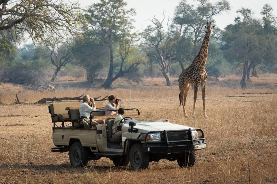 best honeymoon destination Zambia