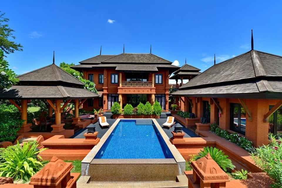 best honeymoon destination Aureum Palace Hotel & Resort Bagan