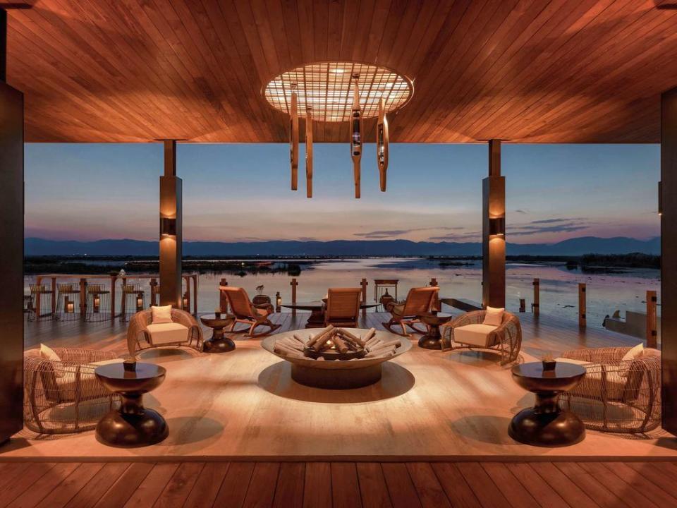 best honeymoon destination Sofitel Inle Lake Myat Min