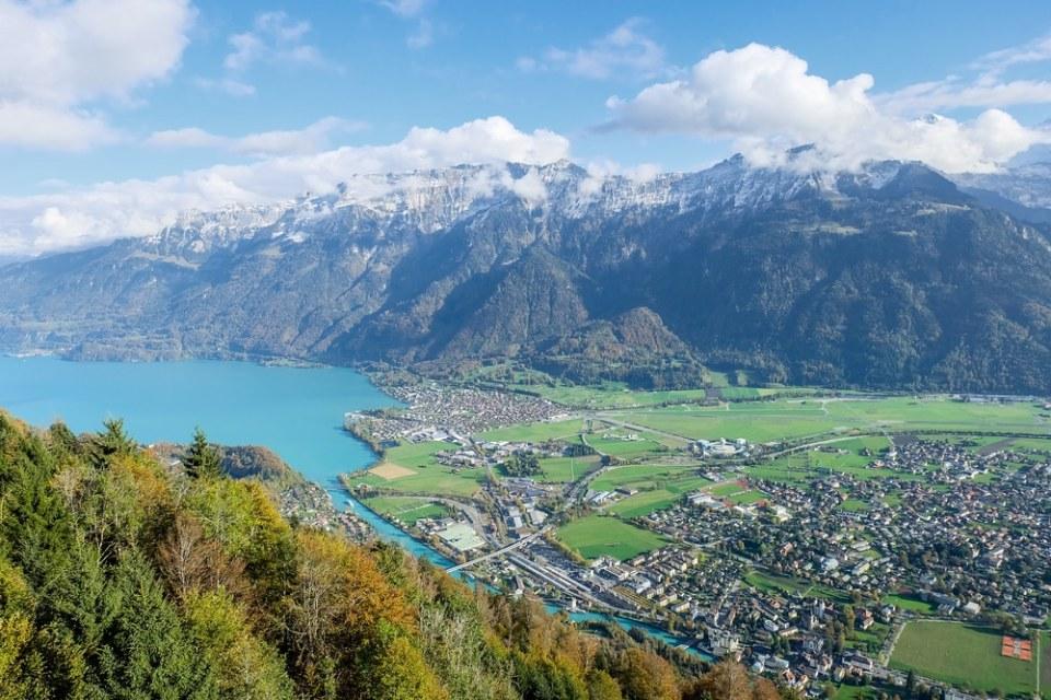 switzerland honeymoon Interlaken