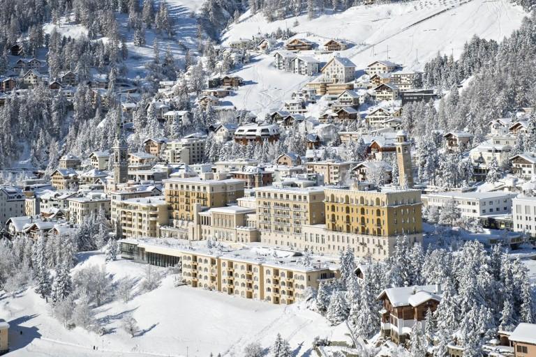 switzerland honeymoon Kulm Hotel St. Moritz