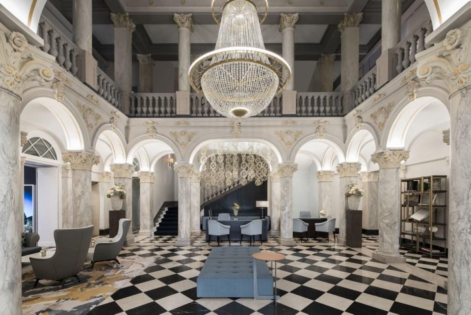 switzerland honeymoon The Ritz-Carlton Hotel de la Paix