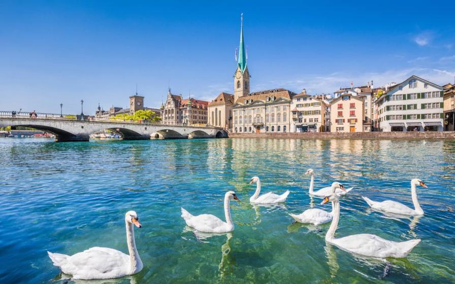 switzerland honeymoon Zurich