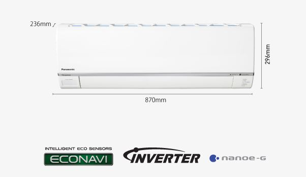 Panasonic Deluxe Inverter XS aircon air conditioner singapore