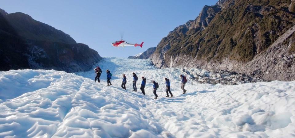 Fox Glacier New Zealand South Island Itinerary