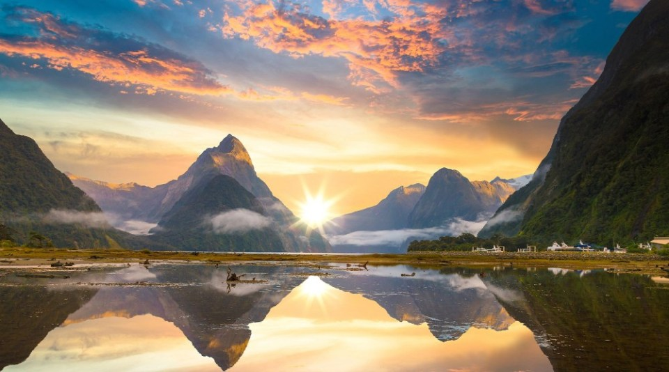 Milford Sound New Zealand South Island Itinerary