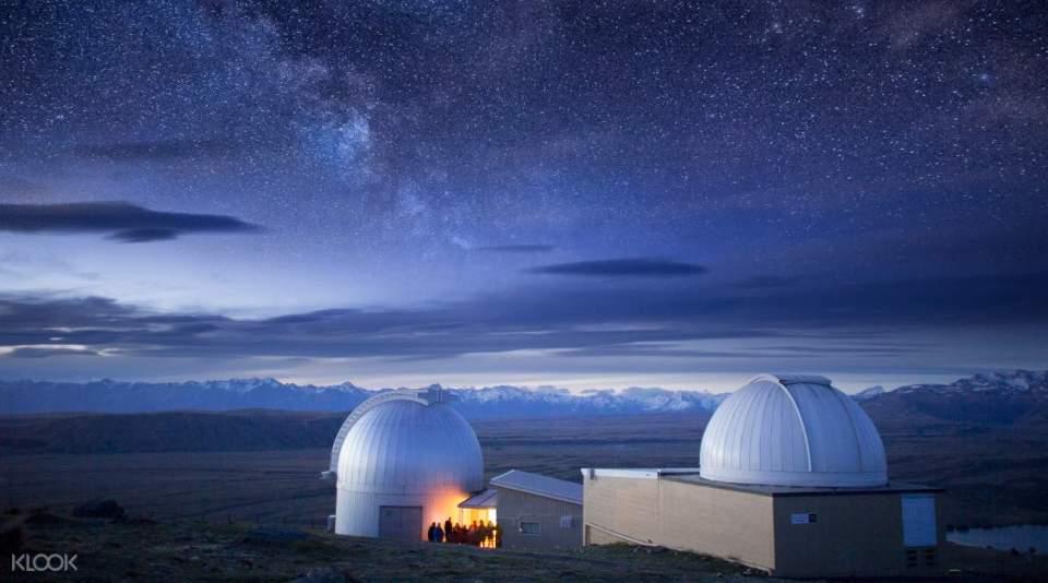 Mt John Observatory Tour New Zealand South Island Itinerary