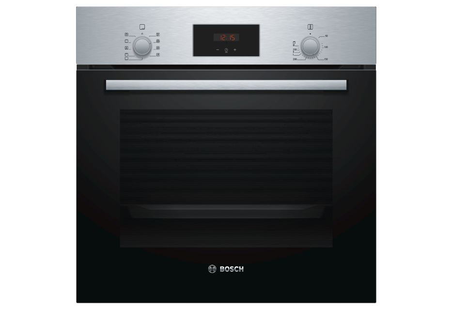 Bosch HBF114BR0K Built-In Oven Singapore with 7 Heating Modes