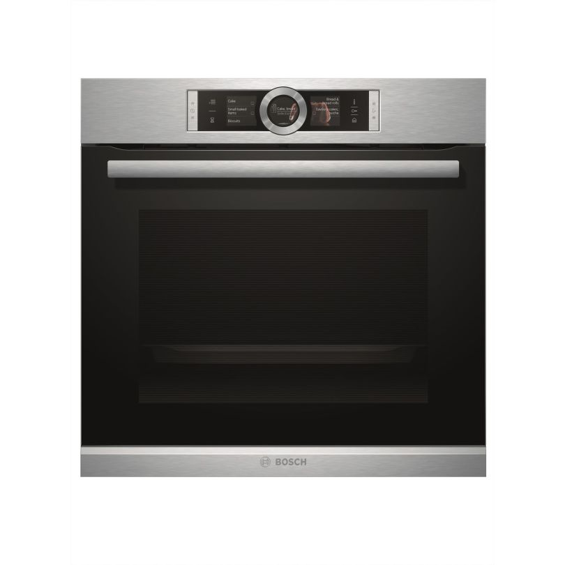 Bosch Series 8 HSG636ES1 60CM Built-in Oven with Steam Function