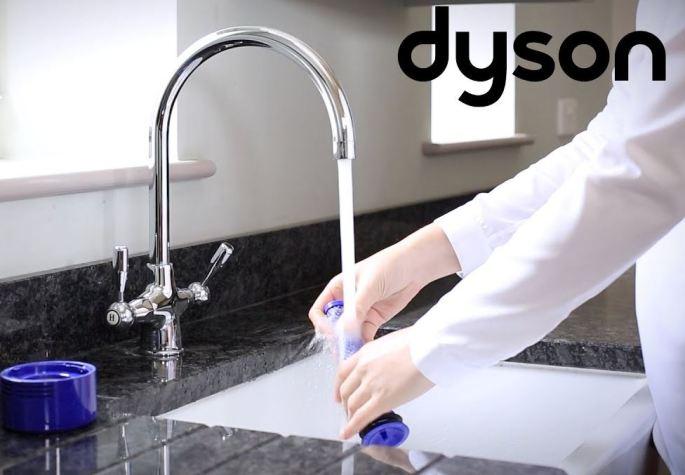 washing dyson maintenance