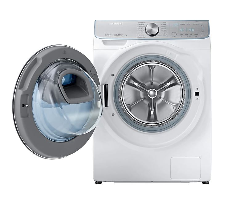 Samsung WW90M74FNOR 9 KG QuickDrive™ Front Load Washer (4 Ticks) washing machine singapore