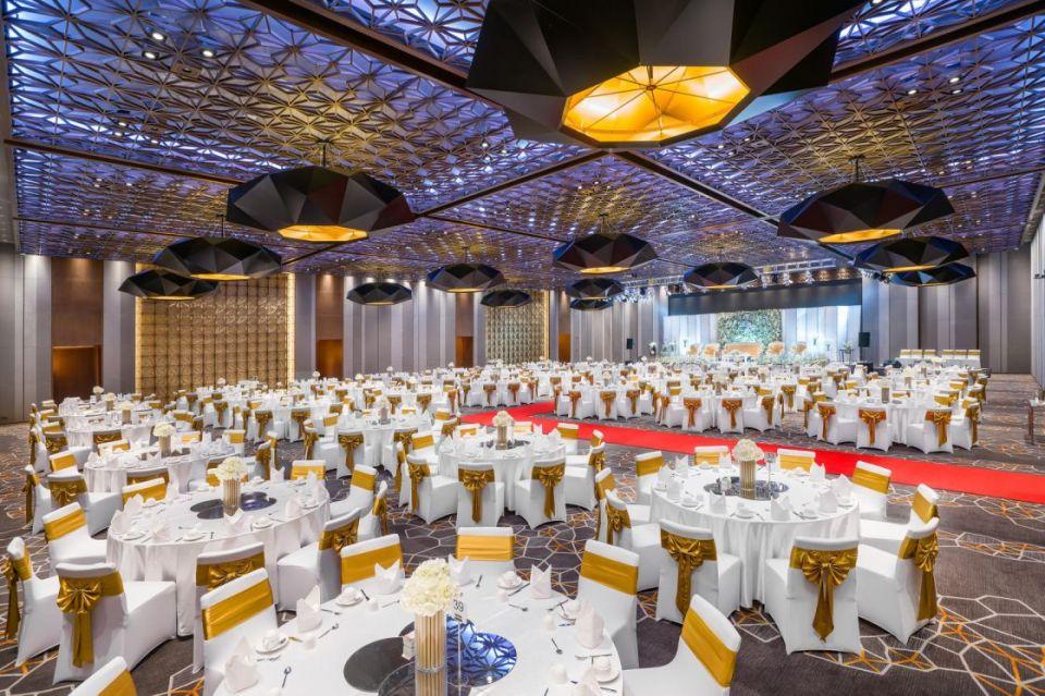 myanmar wedding venues ballroom