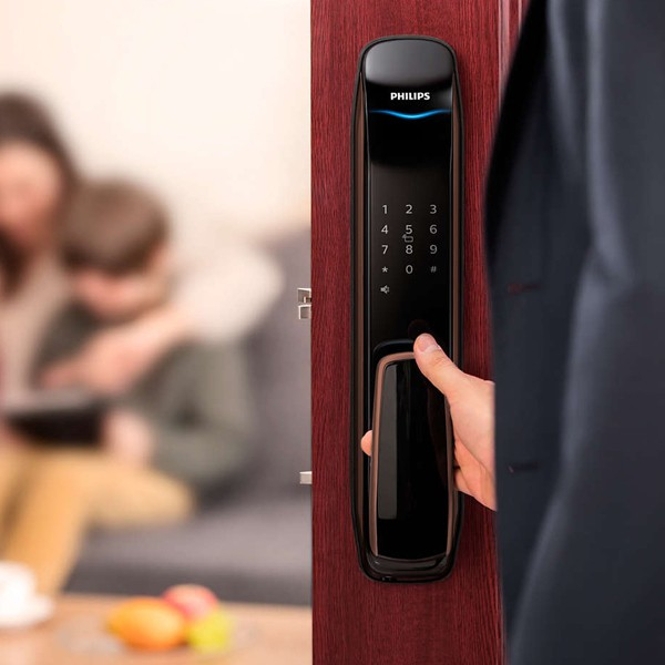 Philips EK9100 Digital Locks singapore (Push-pull handle)