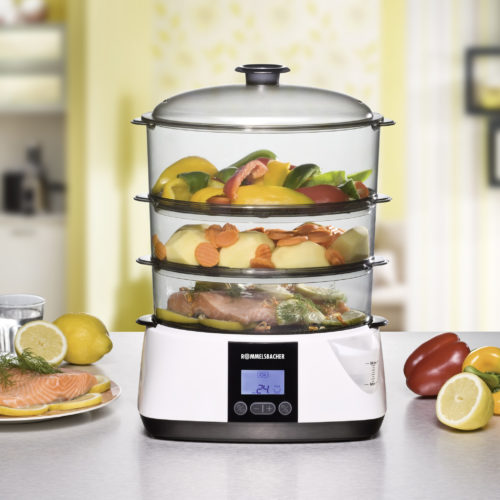 Rommelsbacher 9L best Food Steamer singapore DGS855
